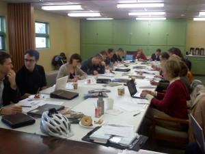 The Progressive's Media Project workshop