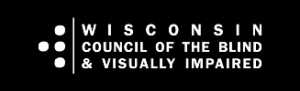 Wisconsin  Council of the Blind & Visually Impaired logo