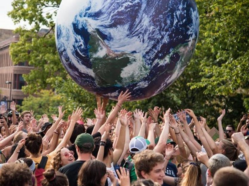Sierra Club Earth Day March