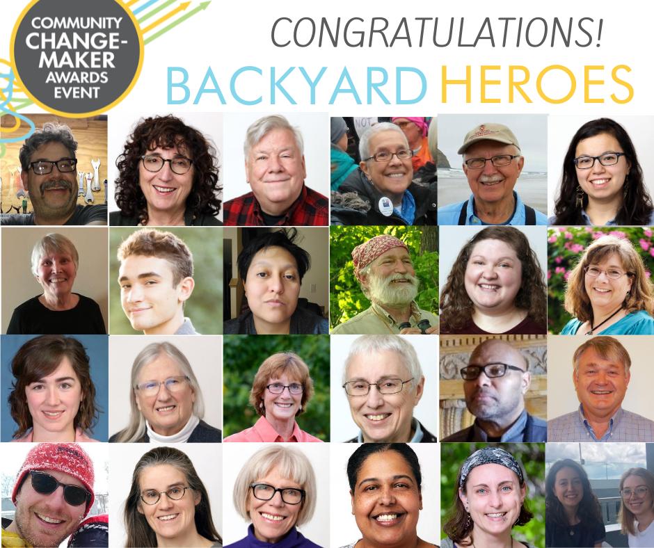 backyard hero congratulations