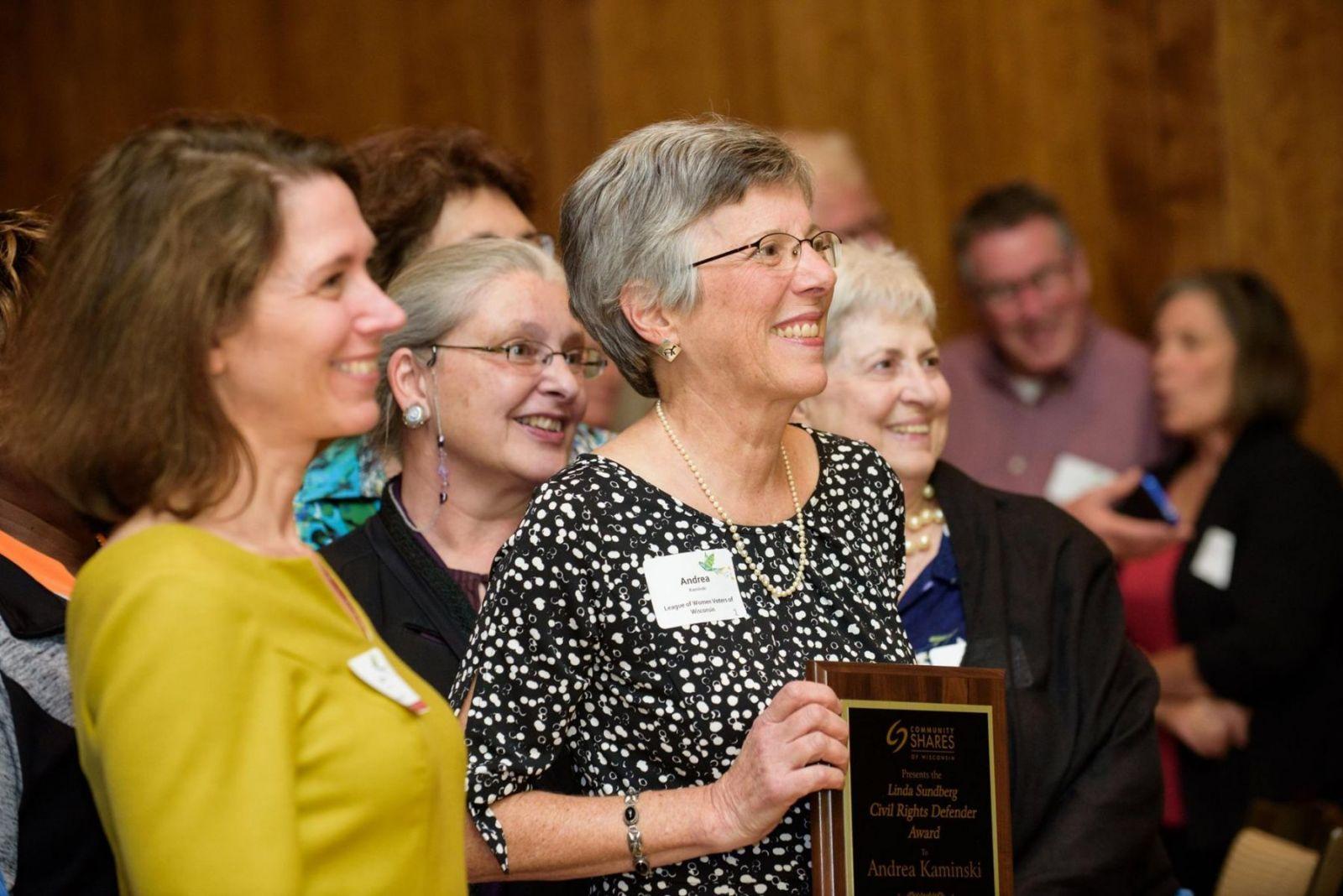 change makers award photo