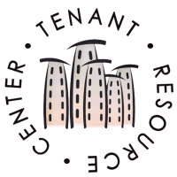 tenant resource center - with drawn buildings