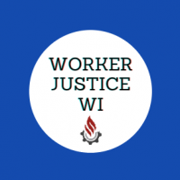 worker justice wisconsin logo