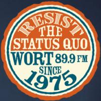 WORT 89.9 FM Madison Logo